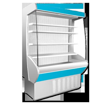 витрины холодильные цена